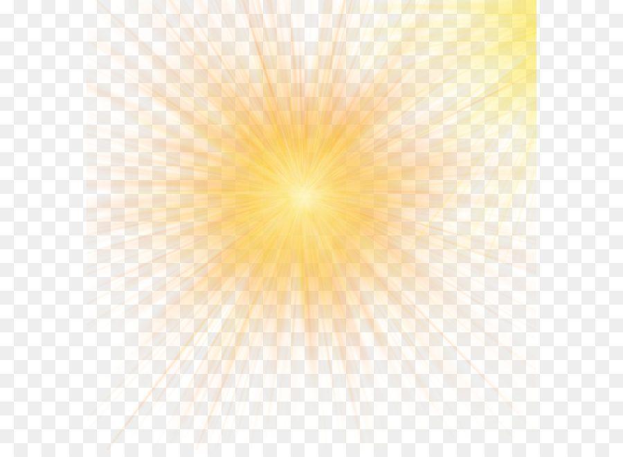 Yellow Light Effect Of Car Light Light Blue Background Light Effect Light Yellow