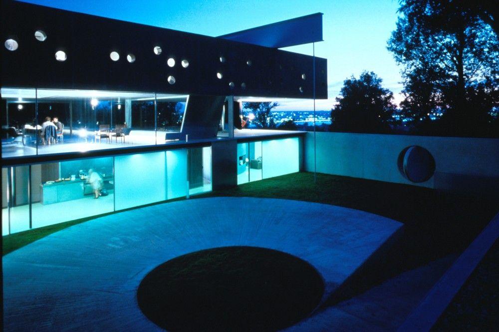 Rem Koolhaas Maison a Bordeaux (Casa en Burdeos) 1994-1998 ...