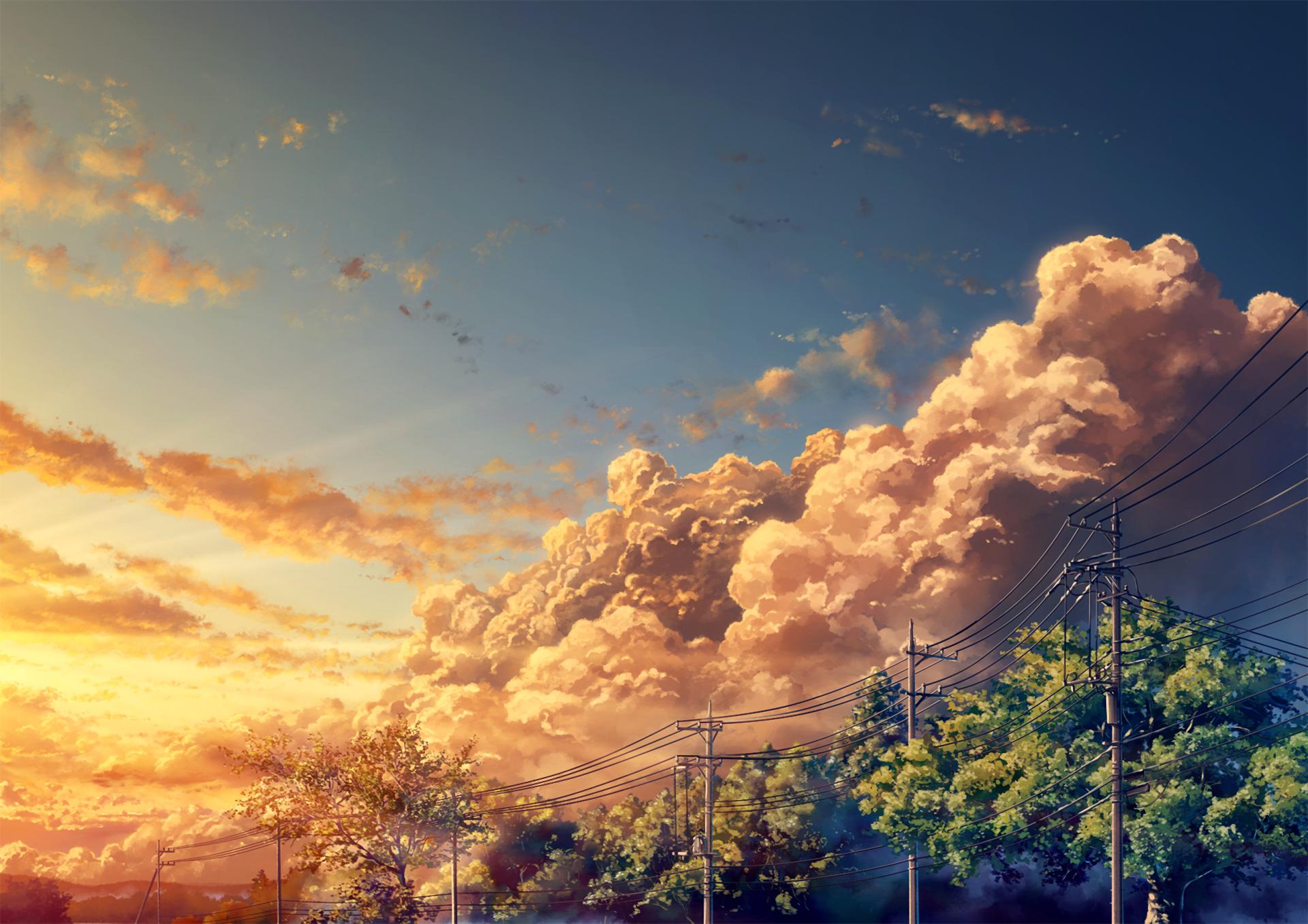 Original Wallpaper Background Image Anime If You Enjoy Pls Follow Me Thanks 3 Anime Scenery Anime Scenery Wallpaper Scenery Wallpaper