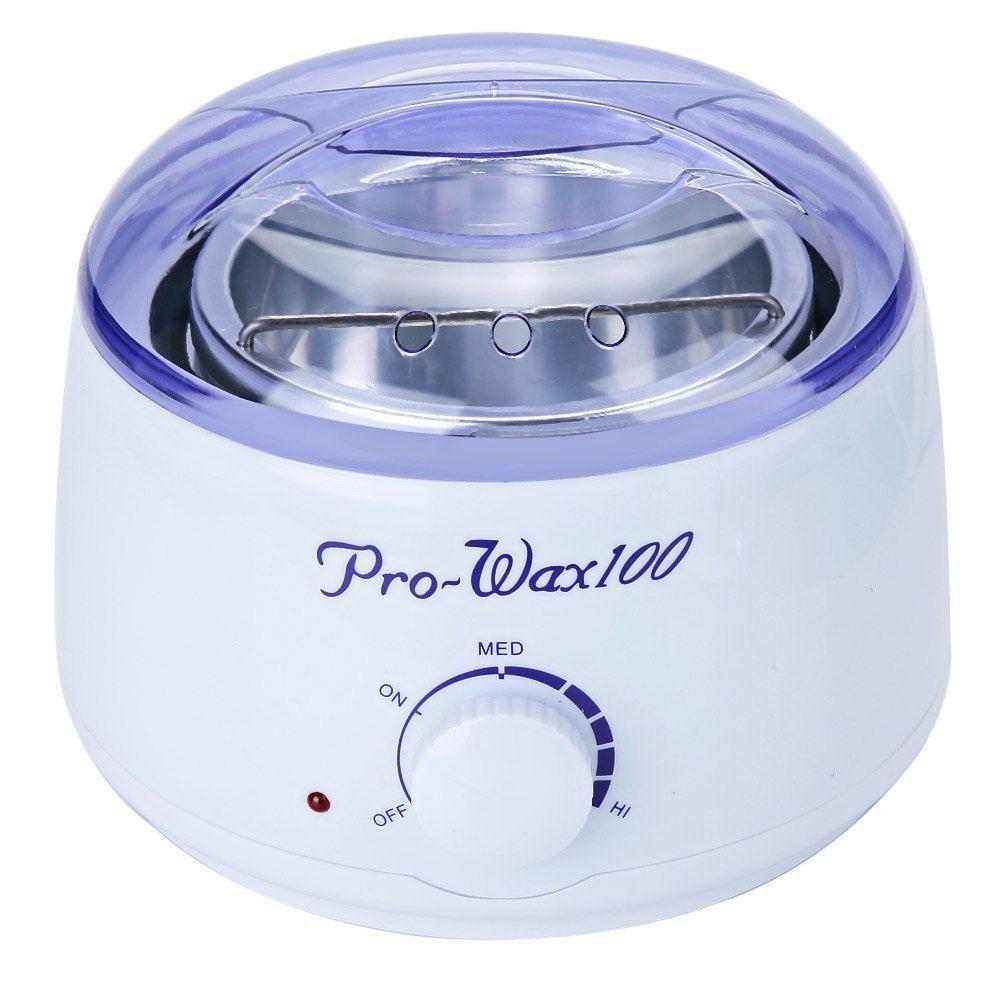 e8314b40b5 Feliz con Depilatoria caliente calentador de cera de la atención de la  salud calentador de parafina
