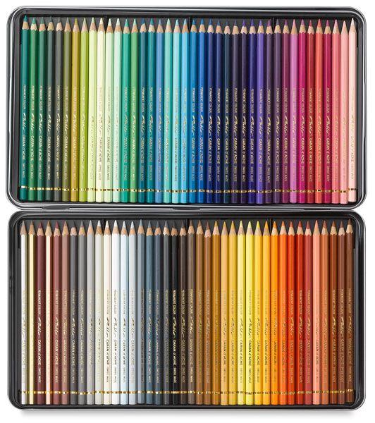 Caran d'Ache Pablo Colored Pencils - BLICK art materials ...
