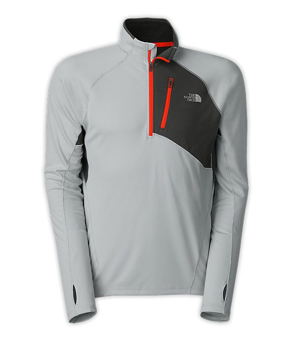Impulse Active 1/4 Zip. Pullover this lightweight, technical layer for optimal coverage during cool-weather runs. The updated design for 2013 features body-mapped construction and FlashDry™ fibers to accelerate drying time and regulate body temperature. #run #running