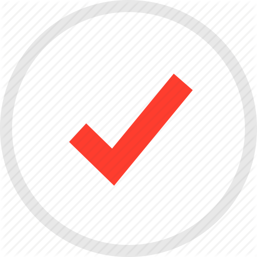 Approved Check Checkmark Creative Mark Materialdesign Icon Download On Iconfinder Icon Design Inspiration Flat Design Icons Icon