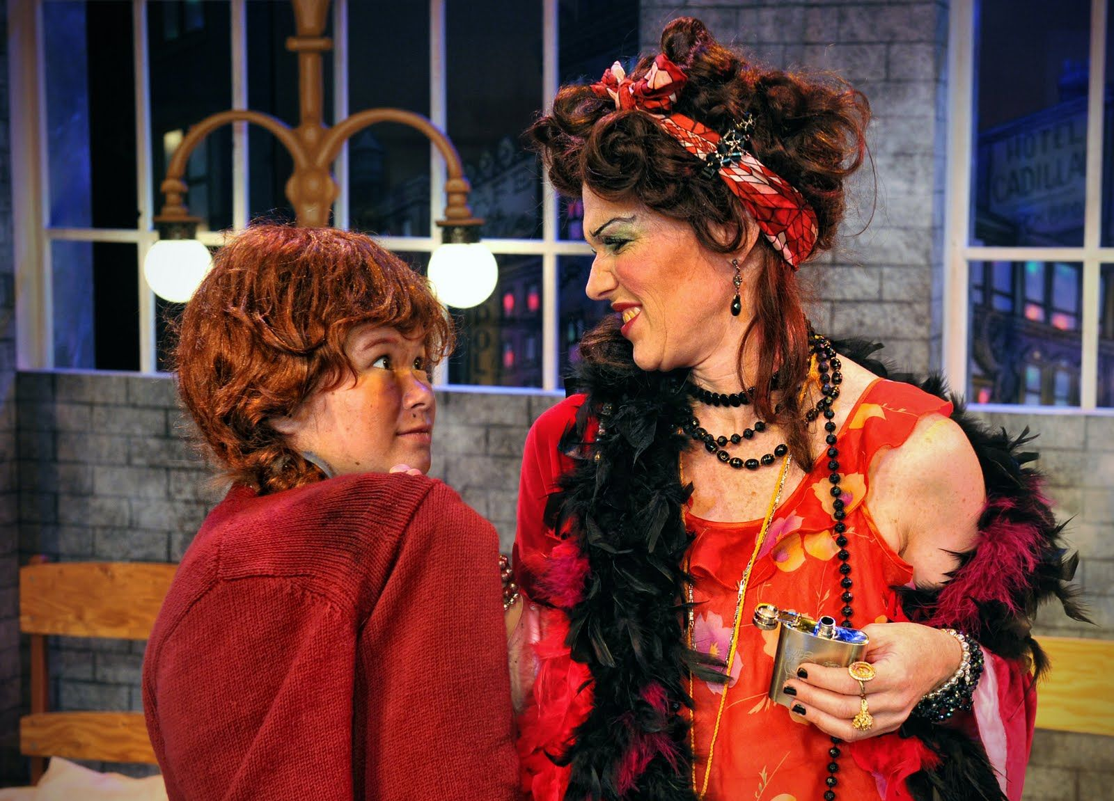 Annie+and+Ms+Hannigan.jpg (1600×1151)  sc 1 st  Pinterest & Annie+and+Ms+Hannigan.jpg (1600×1151) | Annie Ideas | Pinterest | Annie