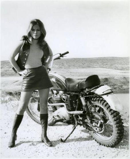 """Jocelyn Lane  """"Hell's Belles""""  1969    Via watercreek"""