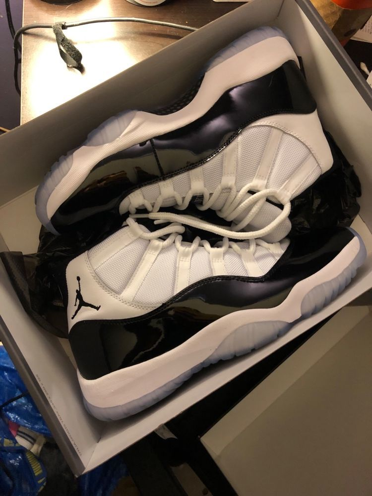 a48b4f57bc6 jordan 11 concord 2018 kith offwhite yeezy #fashion #clothing #shoes  #accessories #mensshoes #athleticshoes (ebay link)
