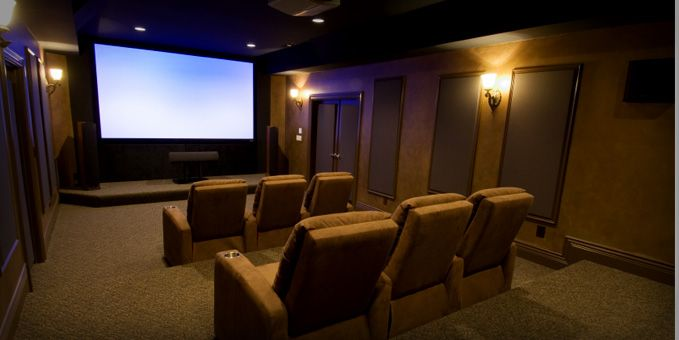 Superb Home Theater Design Dallas Home Decorating Ideas | General | Pinterest | Theatre  Design, Smallest House And House