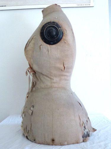 mannequin de couturiere napoleon iii stockman taille 44 couture decoration mannequins. Black Bedroom Furniture Sets. Home Design Ideas