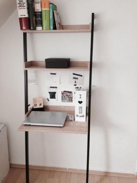 Verkaufe Einen Tisch Regal Zum Montieren An Wand Besteht Aus 3 Platten Und 2 Schienen Ohne Makel Deco