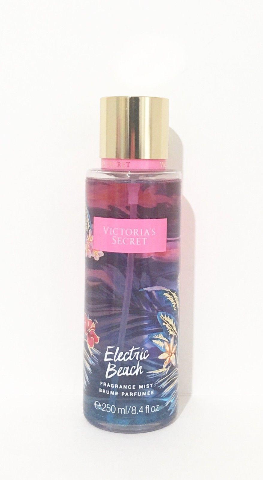 Body Sprays And Mists 31753 Victoria S Secret Electric Beach