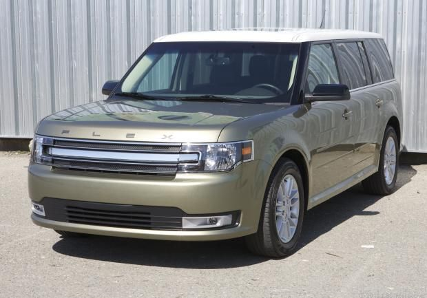 2013 Ford Flex It S Hip To Be Square Review Tecnologia