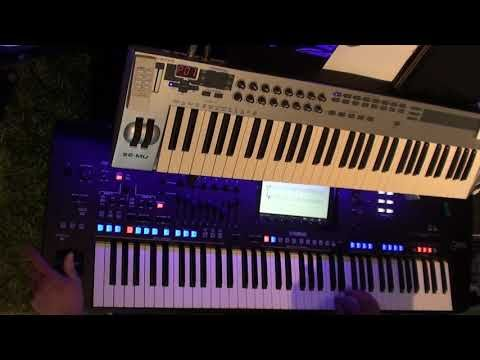 Lady Antebellum - Need You Now - Cover by Albert on Yamaha