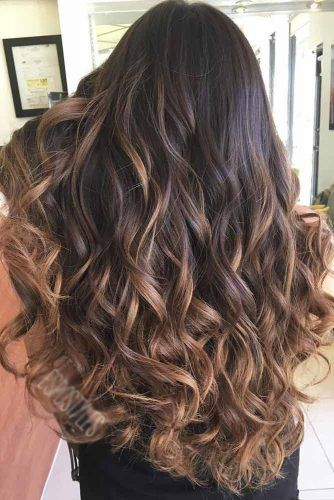 10 Chocolate Brown Hair Ideas to Pick Up From