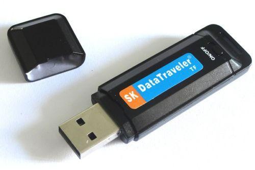 Pen Drive Flash Memory Hasta 32gb Grabador De Voz Precio 25 00