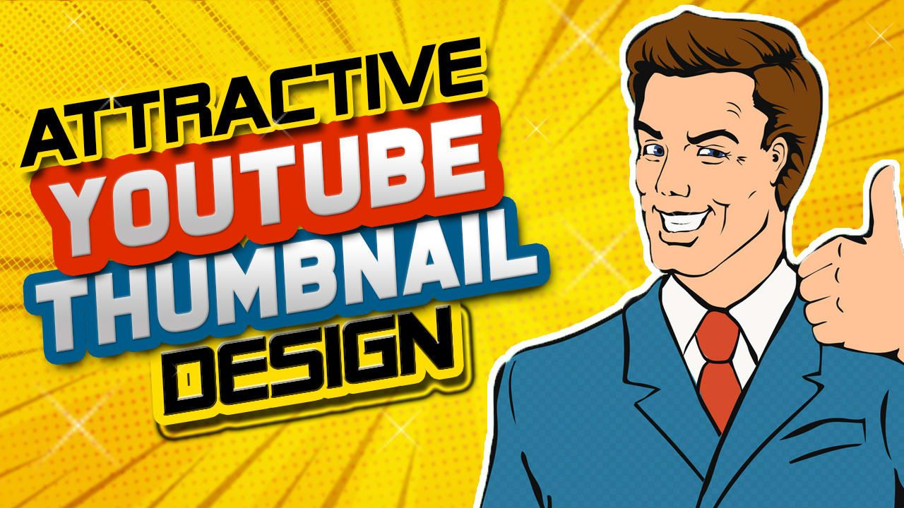 Graphics Xpert8 I Will Design Attractive Youtube Thumbnails Within 2 Hours For 5 On Fiverr Com In 2020 Youtube Thumbnail Thumbnail Design Youtube