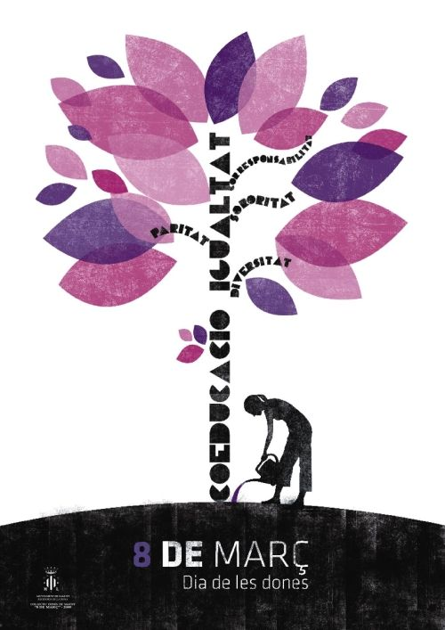 Fuente Https Cooperablog Wordpress Com 2013 03 07 Carteles Para El Dia De La Mujer 8 De Marzo Dia De La Mujer Dia De La Dona