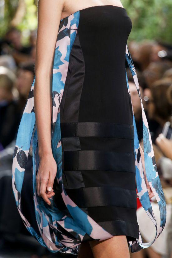 Christian #Dior Printemps-été 2014 #mode