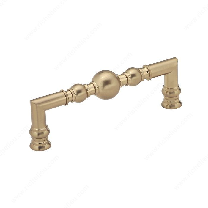 Traditional Metal Pull - 8789 - Richelieu Hardware ...