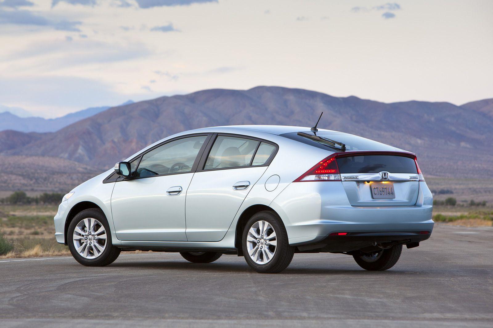 Meet The 2012 Honda Insight Hybrid Honda Insight Honda Cars Honda