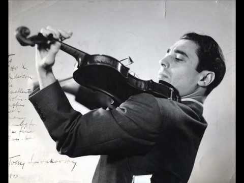 Tossy Spivakovsky (December 23, 1906 – 20 July 1998)