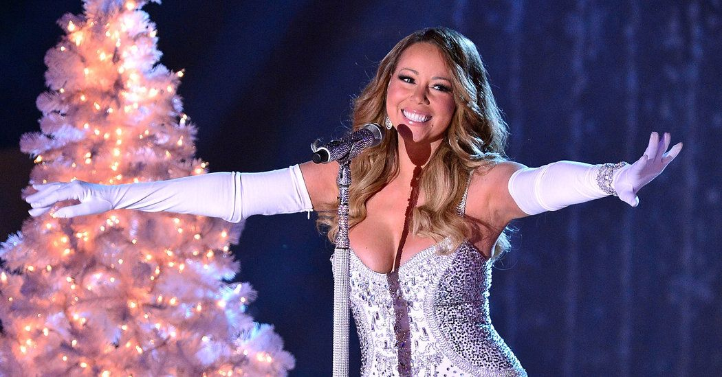 How Mariah Careys All I Want For Christmas Is You Finally Hit No