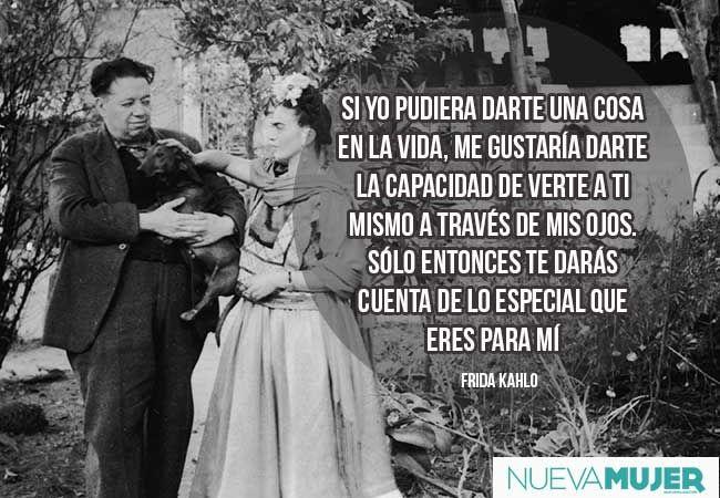 Frases De Amor Imágenes De Frases De Frida Kahlo Nueva