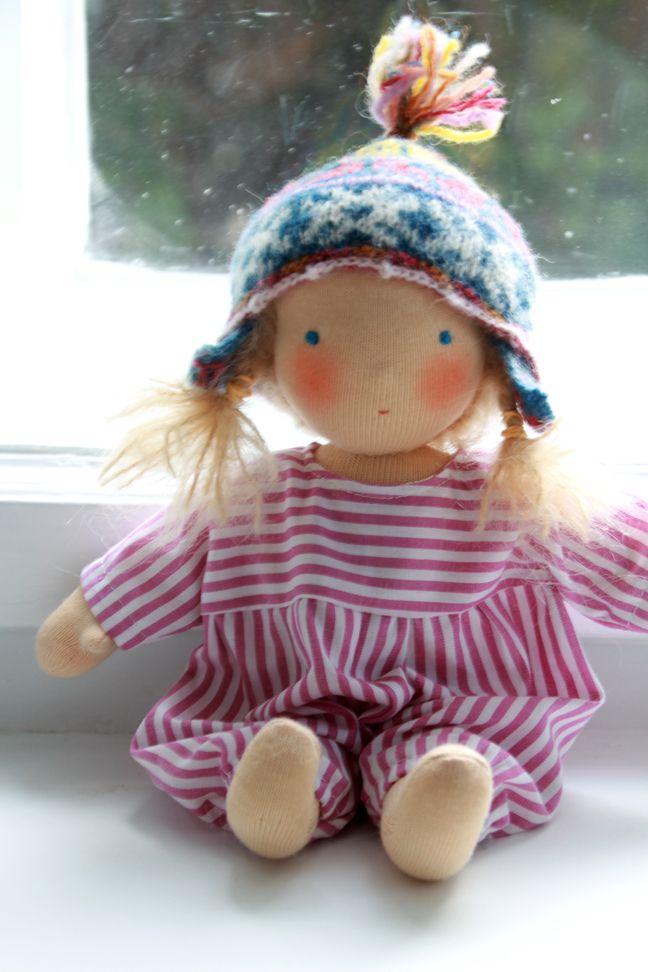 Puppen : von Kowalke   Poupée   Pinterest   Puppen, Waldorfpuppen ...