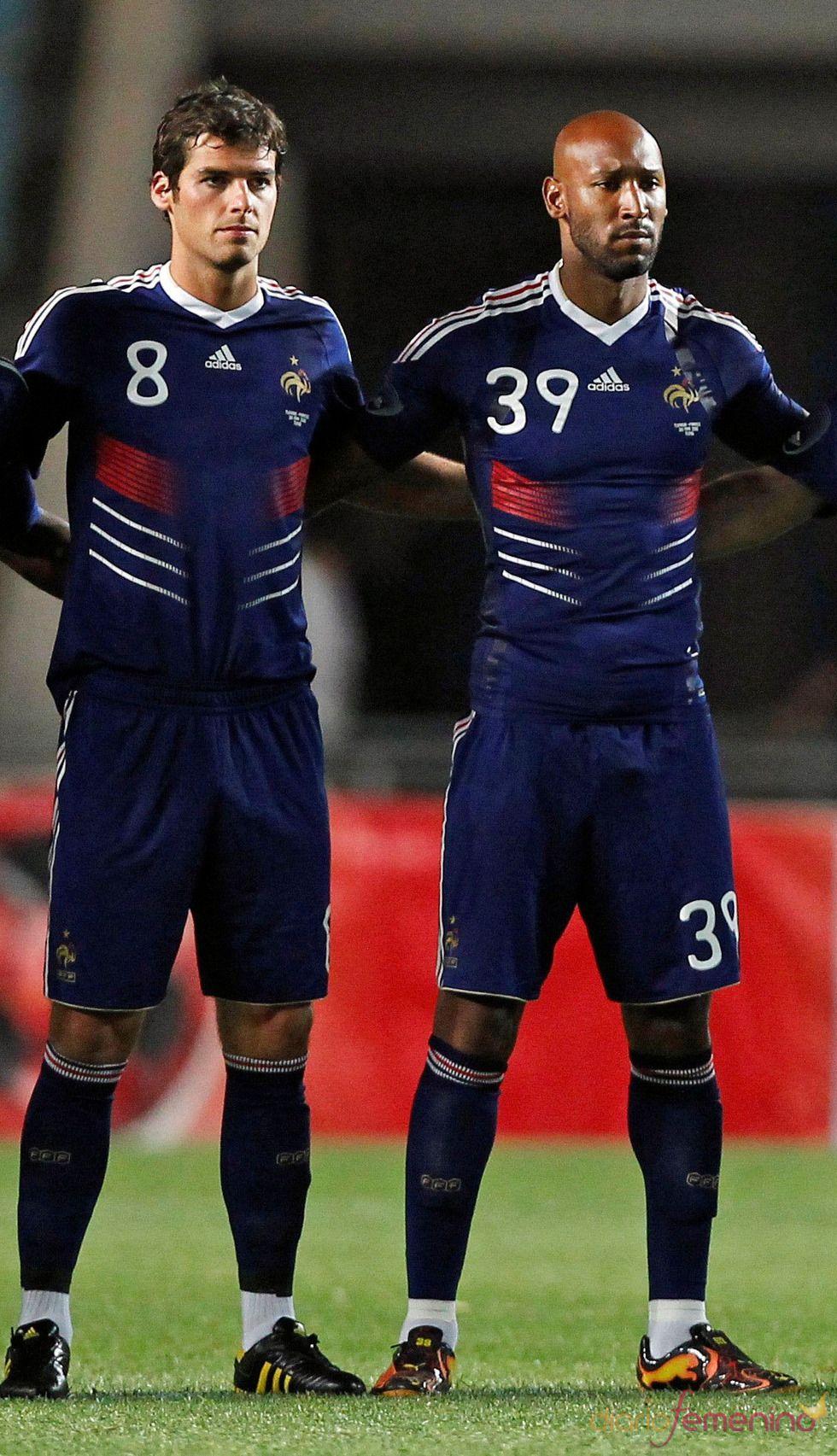 Match coronó World Stars-yoann gourcuff-Francia