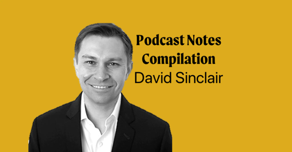 David Sinclair S Supplement Regimen Nmn Resveratrol Metformin Vitamin D Vitamin K And The Science Of Longevity Podc Resveratrol Metformin David Sinclair