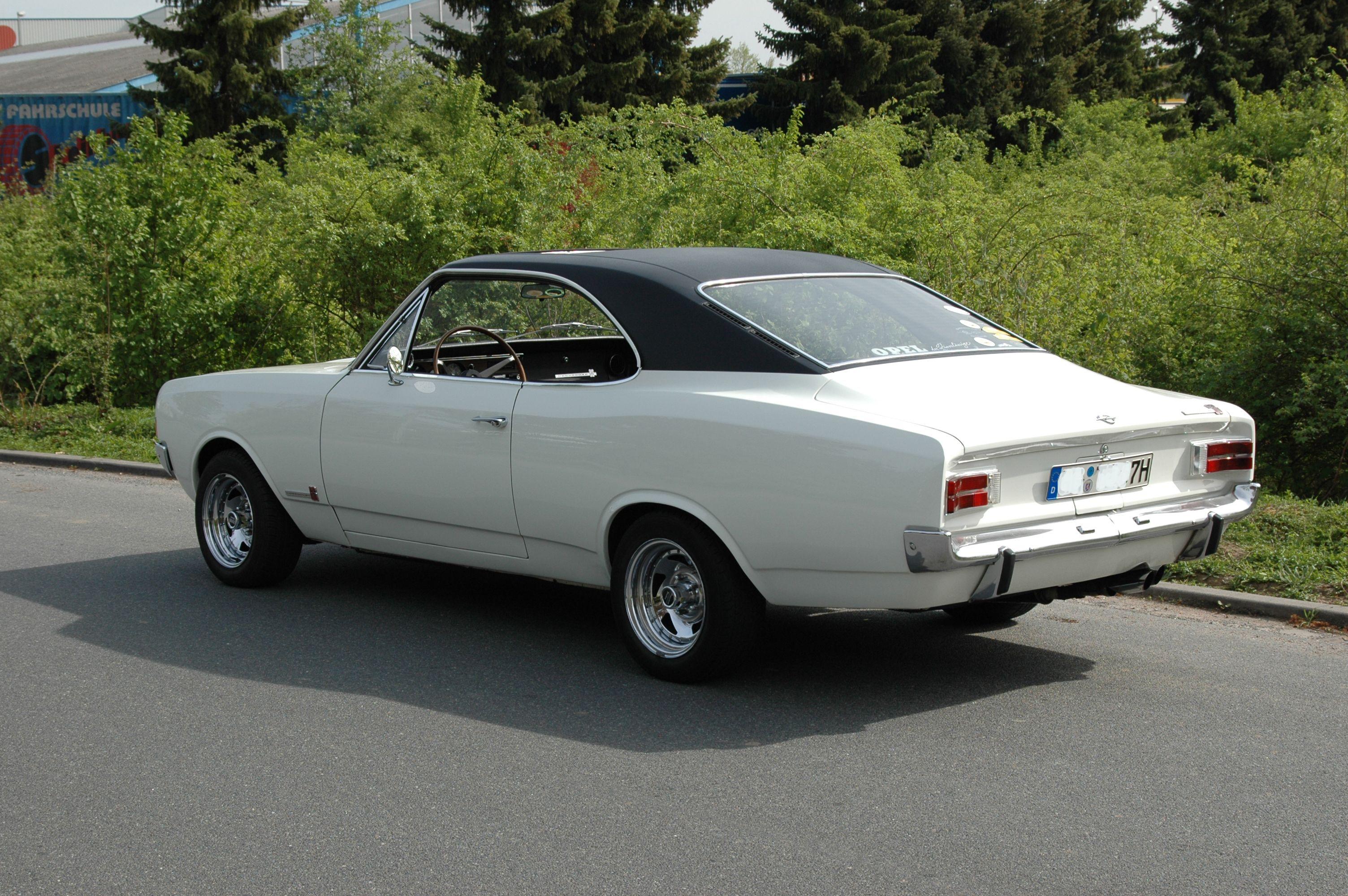 Pin Von Vasilis Kanel Auf Opel 1969 Oldtimer Alte Autos Autos