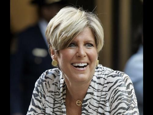 Suze Orman Cute Short Hair Pinterest Short Hair And Haircuts