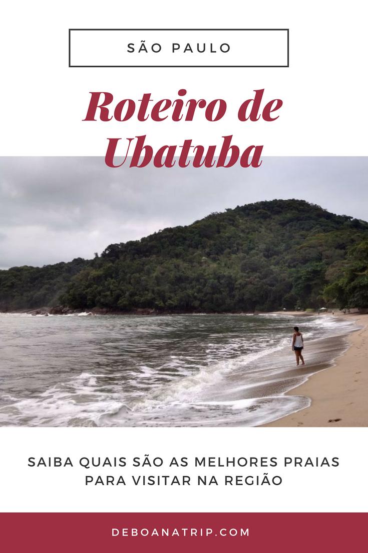 f8cd5c729628 Ubatuba, em São Paulo, tem várias praias lindas para todos os estilos de  público
