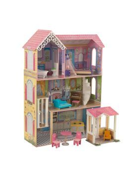Buy Kidkraft Veronica Dollhouse Online In Dubai Uae Sprii Kidkraft Doll House Barbie Doll House