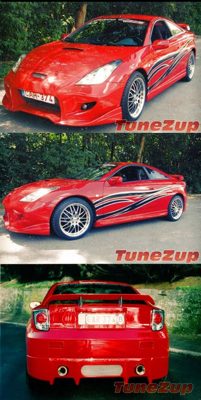 For Sale On Tunezup Modified Toyota Celica Toyota Celica Toyota Sell Car