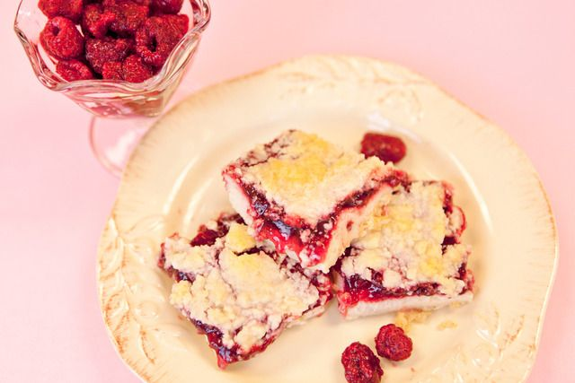 Time Out for Women - WINNER: Super Yummy Raspberry Cheesecake Bars