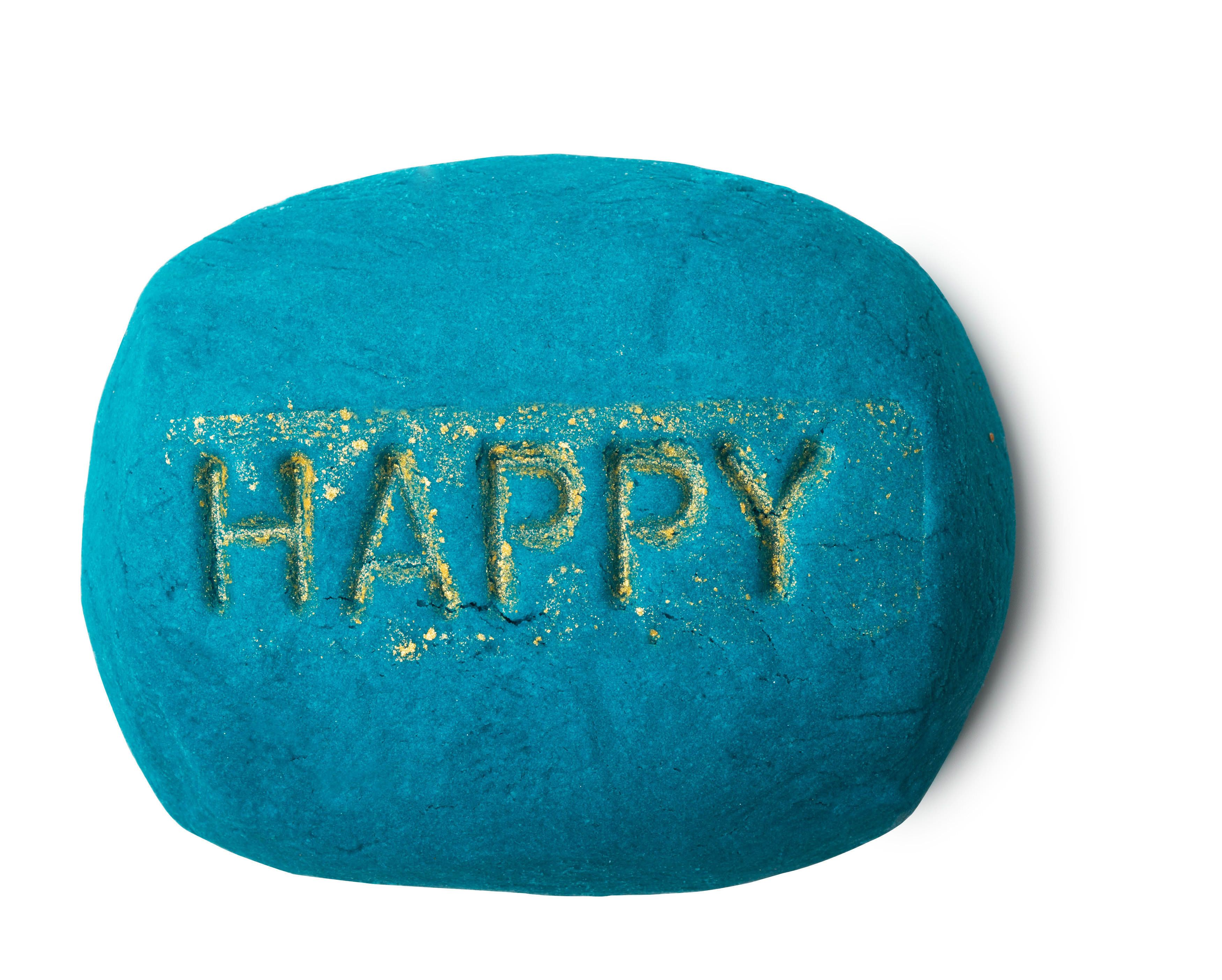 Happy bubble barbright blue water and mounds of lovely