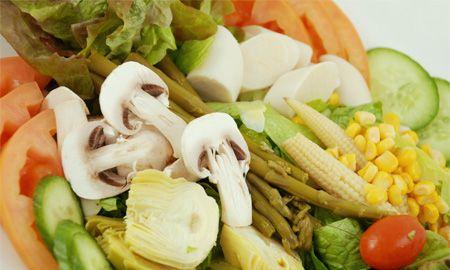 Las ventajas de comer vegetales