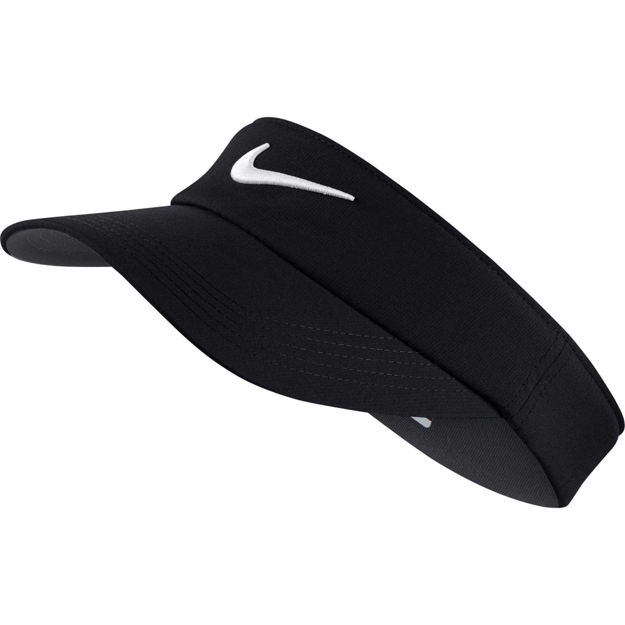 Men Golf Clothing - NIKE Unisex Core Golf Visor Black Anthracite White One  Size 2a6b48747322