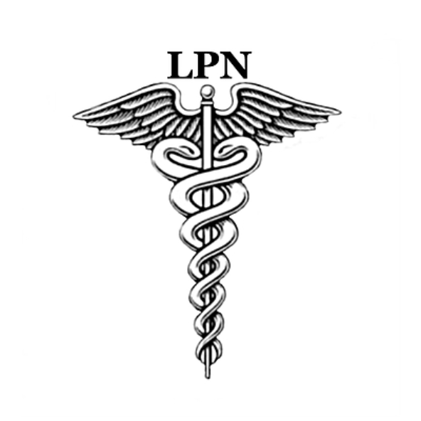 Lpn These Items Depicting The Medical Emblem Make Great Gifts For