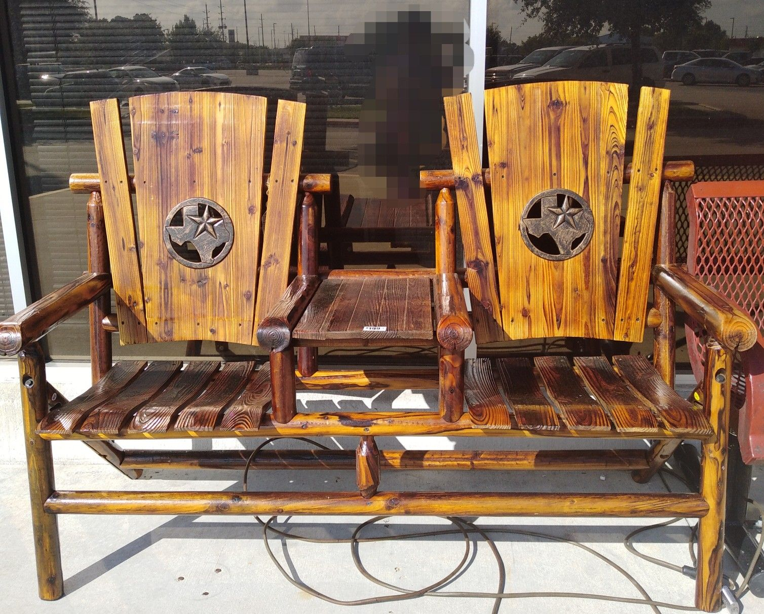 Texas bench sold at HEB stores Outdoor decor, Heb