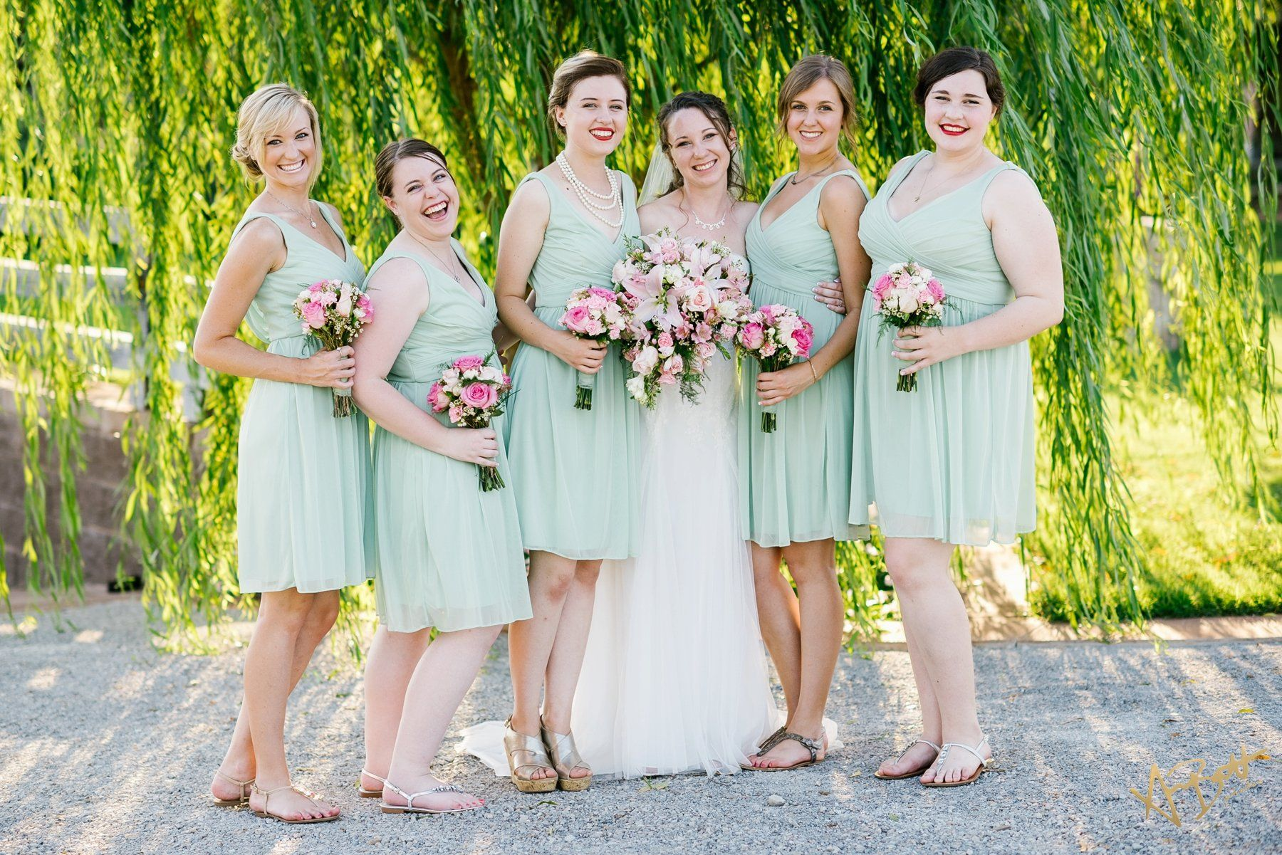 Davids bridal meadow green bridesmaid dresses beautiful for a davids bridal meadow green bridesmaid dresses beautiful for a summer outdoor wedding it worked ombrellifo Images