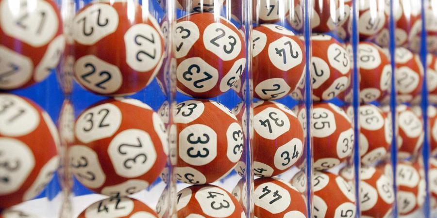 Number lottery