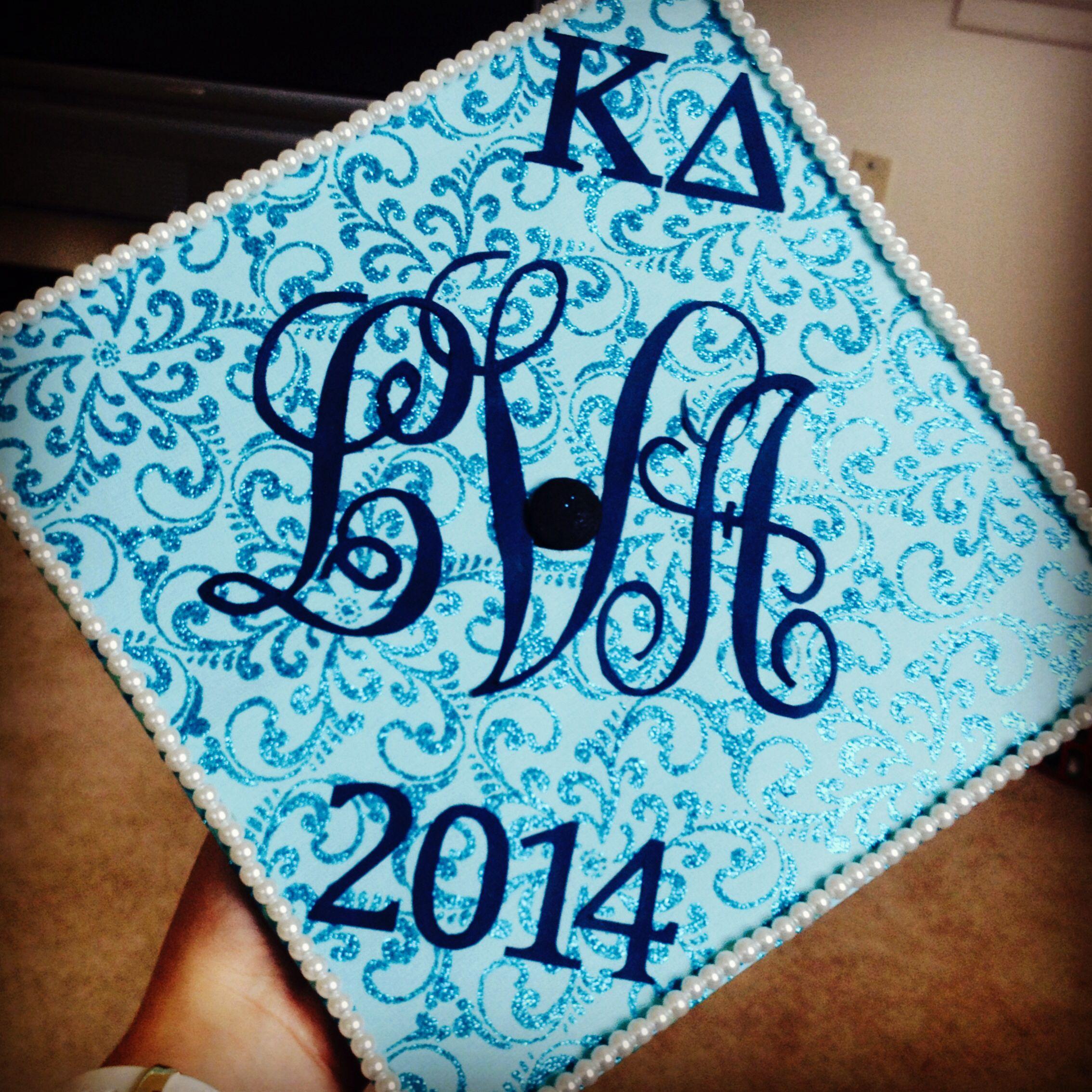 Kappa Delta Graduation Cap
