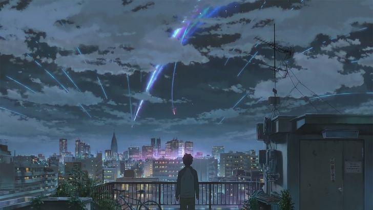 Kimi No Na Wa Kimi No Na Wa Wallpaper Kimi No Na Wa Your Name Anime