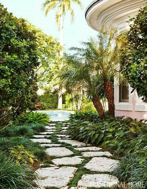 Pin By Dawn Kreiger On Palm Beach Vibe Pinterest Jardin Tropical
