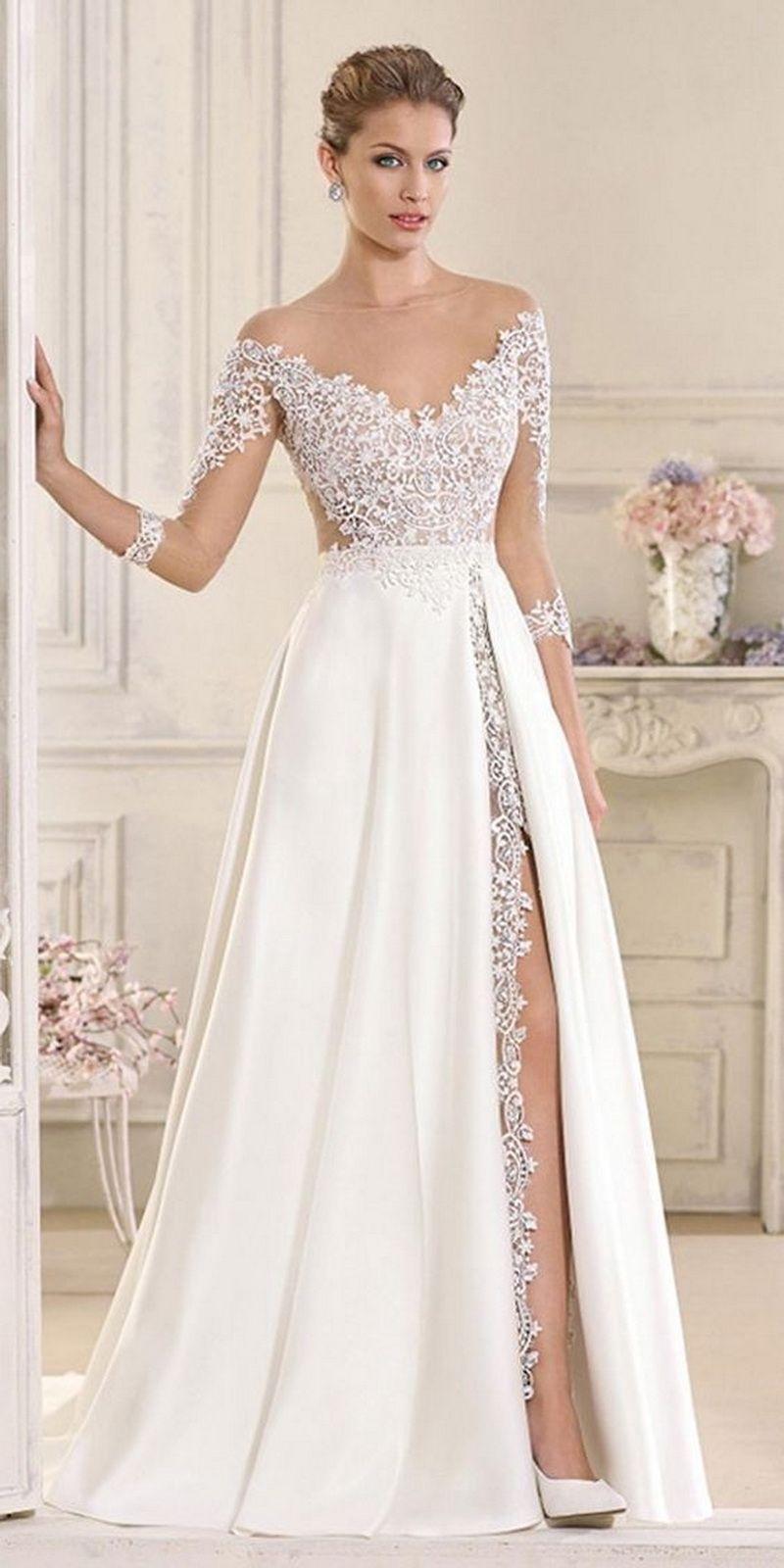 13 wunderschöne Hochzeitskleid Designs, die Sie inspirieren in