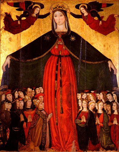Risultato immagini per Madonna dei raccomandati