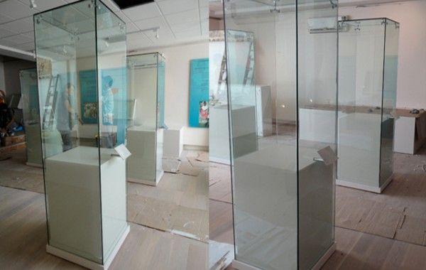 Mobiliario Museo INAH Ayutla