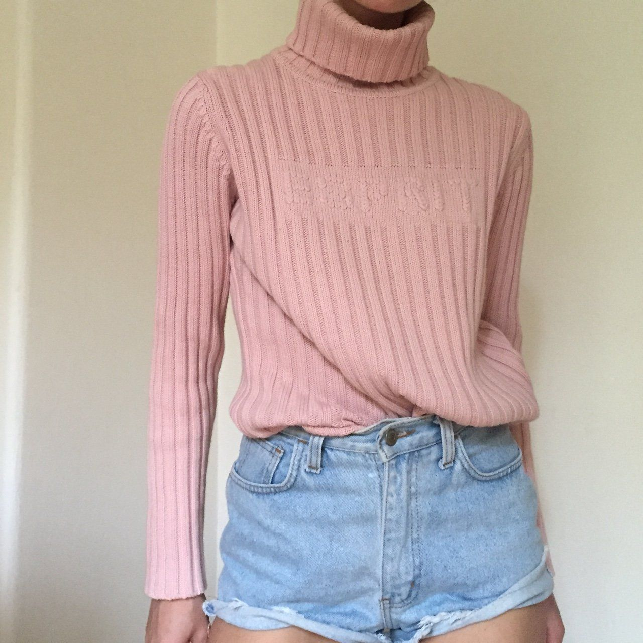 Listed on Depop by susansus | Roll neck sweater, Roll neck and ...