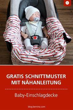 Photo of Inspirationen rund um Baby und Kleinkind – Unterwegs mit Einschlagdecke (mit Schnittmuster) » BERNINA Blog